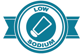 low sodium sign